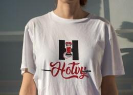 Professional T-shirt Design Logo