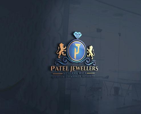 Professional jewelry logo design