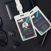 Professional Id card design