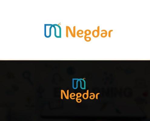 technology custom logo design