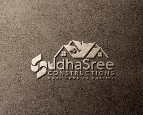 Professional construction logo design