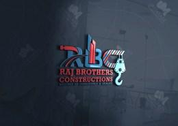 creative construction logo