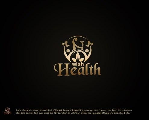 medical brand logo design
