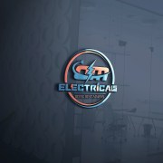 Professional electrical logo maker works