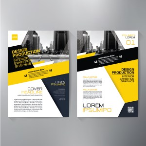 Brochure Design, Company Profile Design, Catalog Design, Annual Report Design