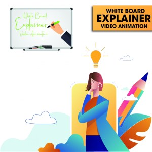 Whiteboard Explainer Video Animation Maker