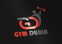 fitness logo maker works