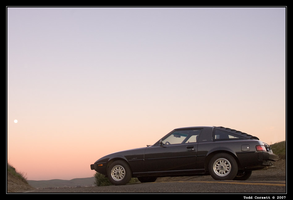 '79 Mazda RX-7 Limited Edition