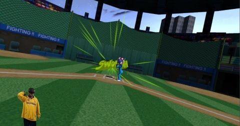 Baseball Pitching Image