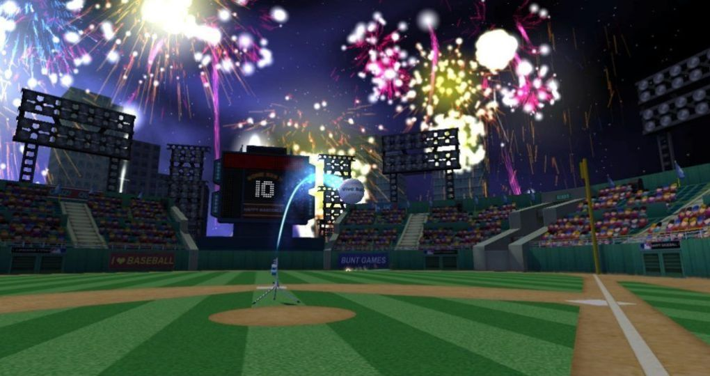 Vive Baseball - Home Run Derby
