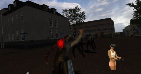 Zombie - FullScreen