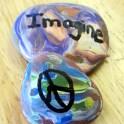 Peace rocks by Luke (3)