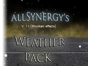 AllSynergys Weather Pack