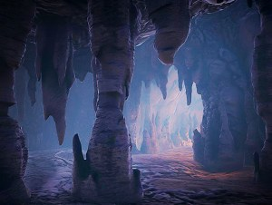 Ancient Caverns for free (unityassets4free)