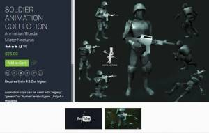 SOLDIER ANIMATION COLLECTION