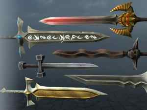 Swords of Good and Evil