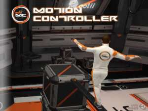 Third Person Motion Controller