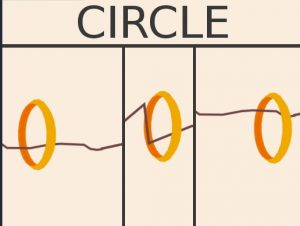 Line and Circle Game Template