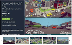 Optimized Mobile City