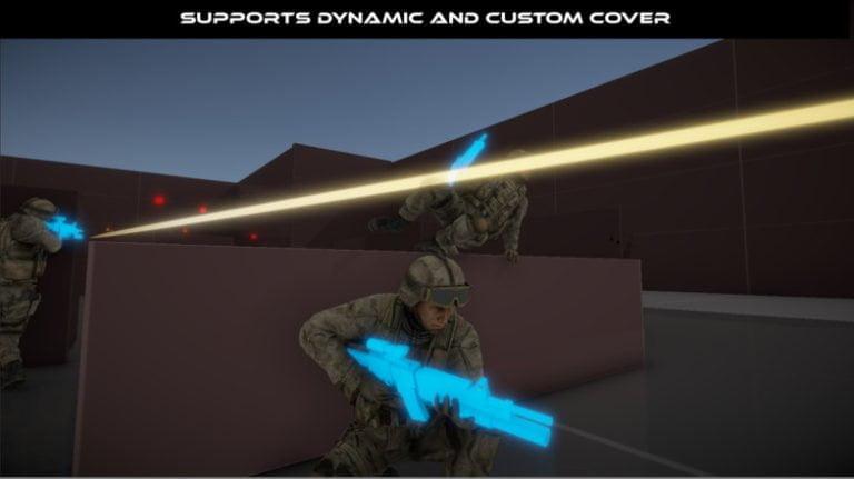 Tactical Shooter AI