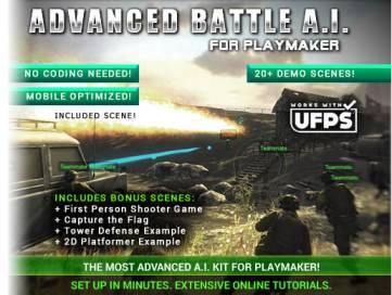 Advanced Battle AI