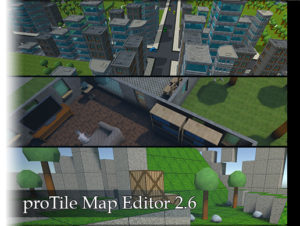 proTile Map Editor 2.6 + Runtime Support