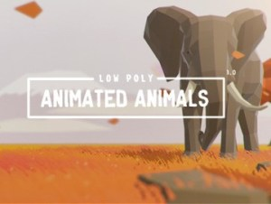 Low-Poly-Animated-Animals