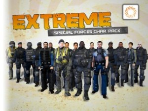 Extreme-Special-Forces-Character-Pack