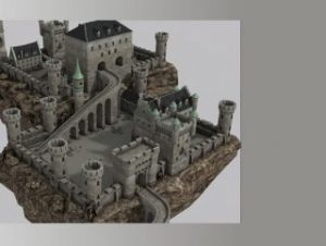 Medieval Castle 3