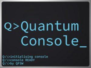 quantum-console