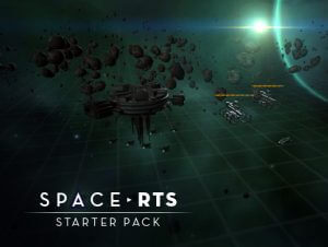 Space RTS Starter Pack