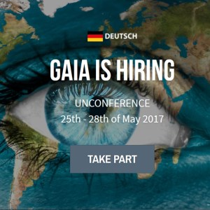 Gaia Is Hiring UnConference @ Lenzwald http://www.pulsdererde.org   Polling   Bayern   Germany