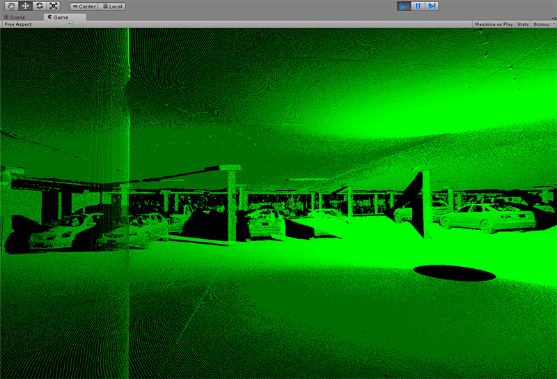 Asset Store] Point Cloud Viewer & Tools « Unity Coding – Unity3D