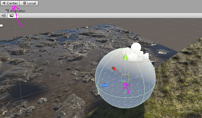 Surface Snapping in Editor « Unity Coding – Unity3D