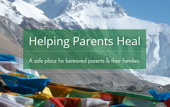Helping Parents Heal Support Group