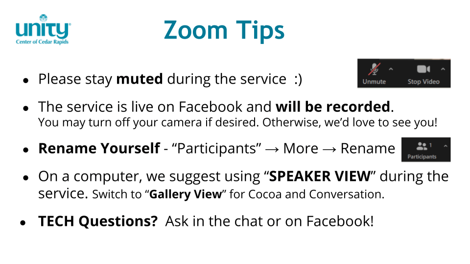 Simple Guide to Zoom