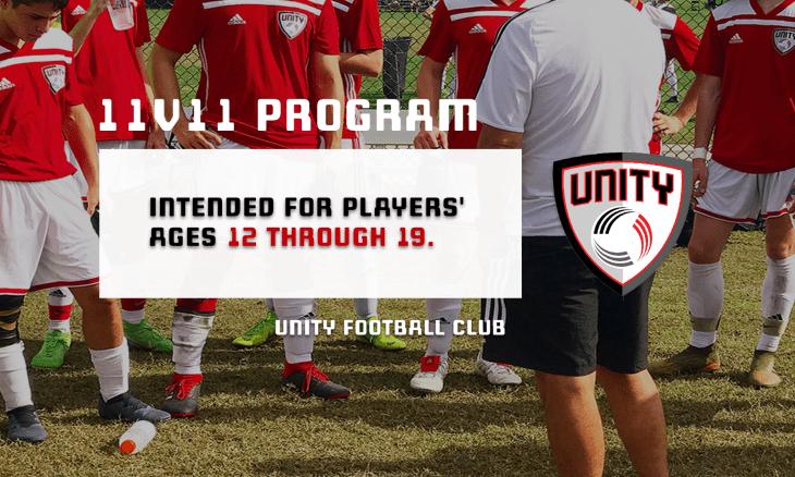 UNITY Program 11v11