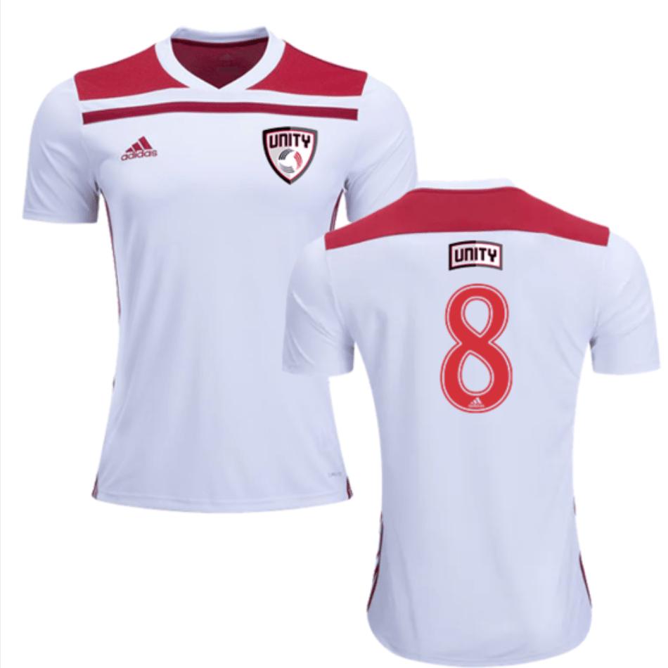 UNITY FC | Adidas Regista '18 Jersey (White)