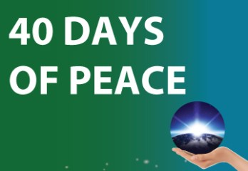 40 Days Of Peace
