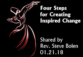 Four Steps for Creating Inspired Change
