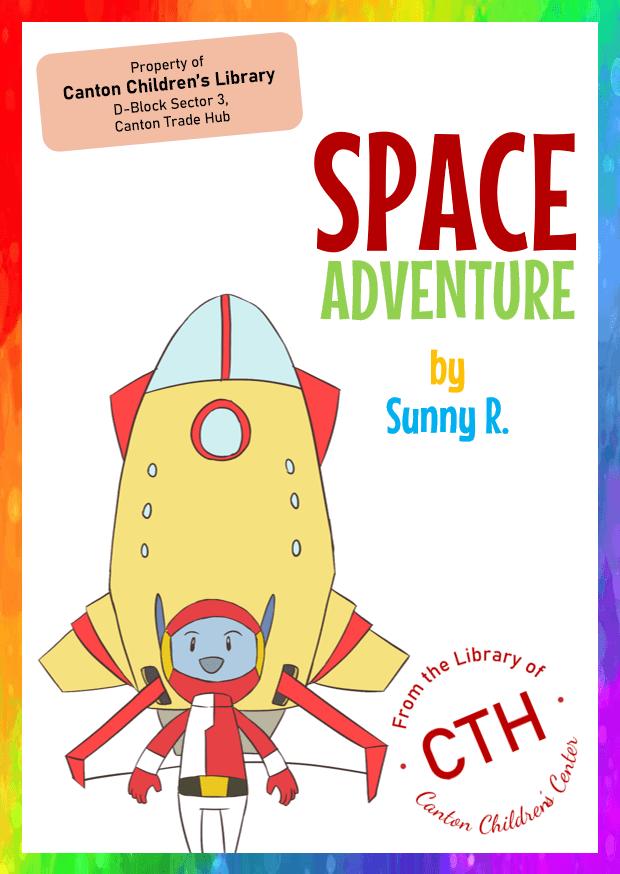 Space Adventure Malaysian Sci-Fi Micro Story
