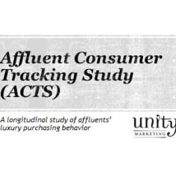 Affluemt Consumer Tracking Study