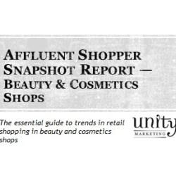 Affluent Shopper Snapshot Beauty