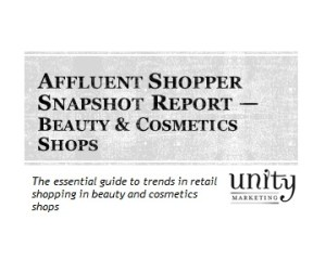 Affluent Shopper Snapshot Beauty