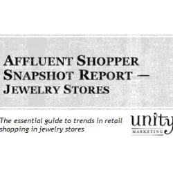 Affluent Shopper Snapshot Jewelry Stores