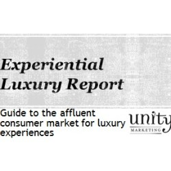 Experintial Luxury Report