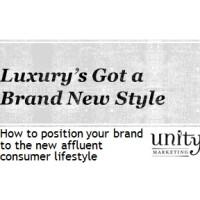 Luxury's Got Brand New Style