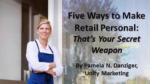 Make Retail Personal
