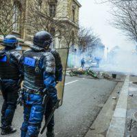 Paris, France Yellow Vest Protests