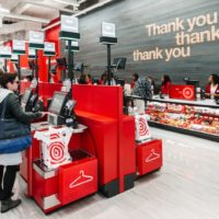 Target Self Checkout & Assisted Checkout